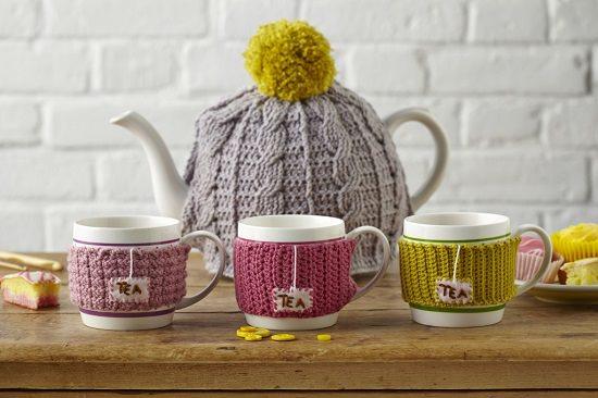 coffee cozy pattern 5
