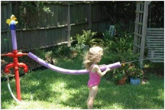 DIY Pool Noodle Ideas 10