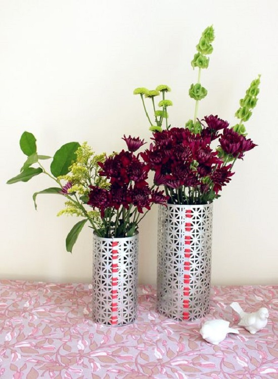 DIY Vase Ideas 30