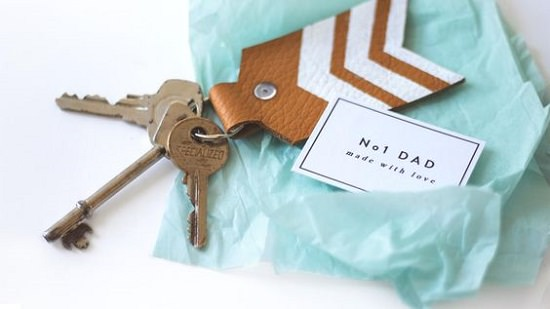 DIY Keychain Ideas 11