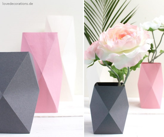 DIY Vase Ideas 38