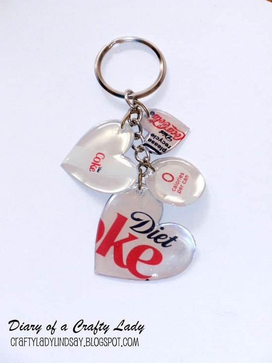 DIY Keychain Ideas 30