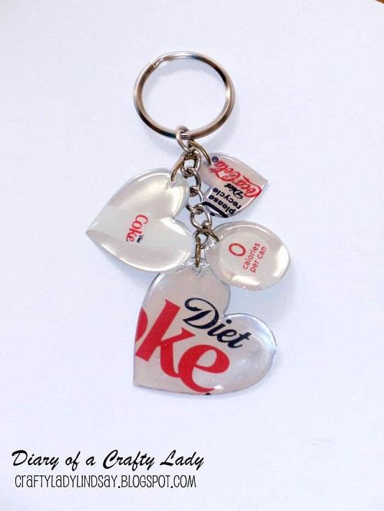 DIY Keychain Ideas 30
