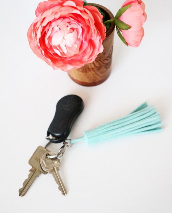DIY Keychain Ideas 1