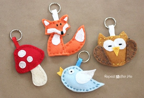 DIY Keychain Ideas 15