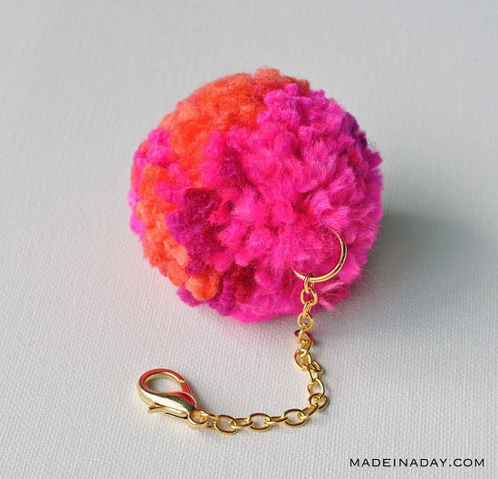 DIY Keychain Ideas 17