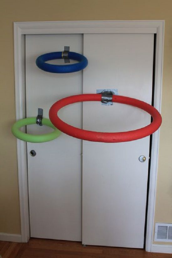 DIY Pool Noodle Ideas 14