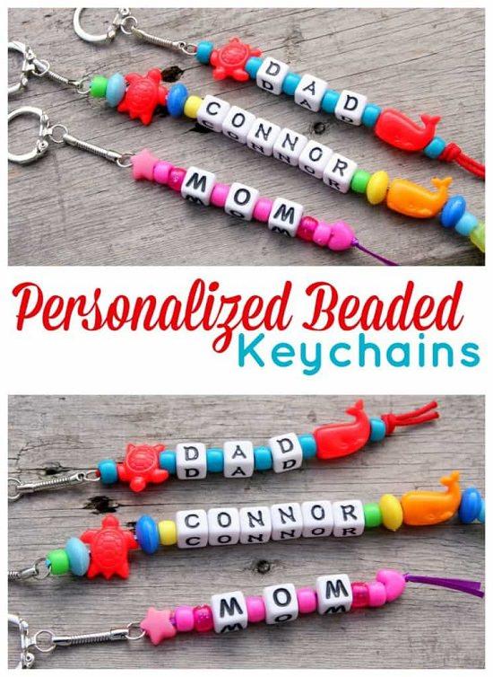 DIY Keychain Ideas 18