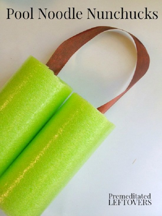 DIY Pool Noodle Ideas 20