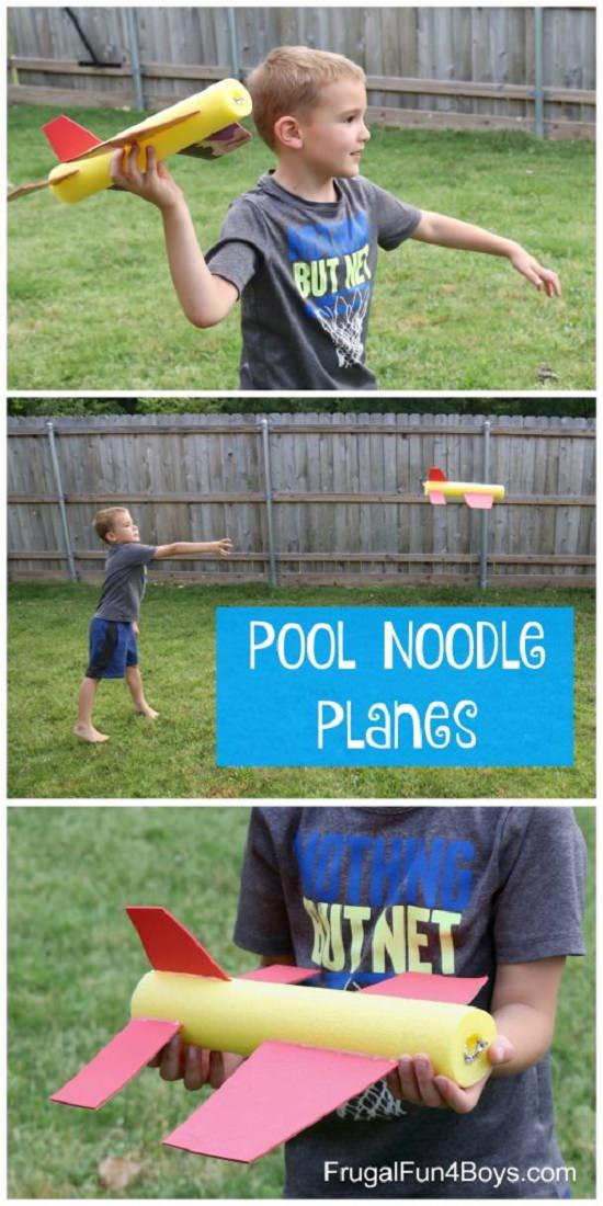 DIY Pool Noodle Ideas 15