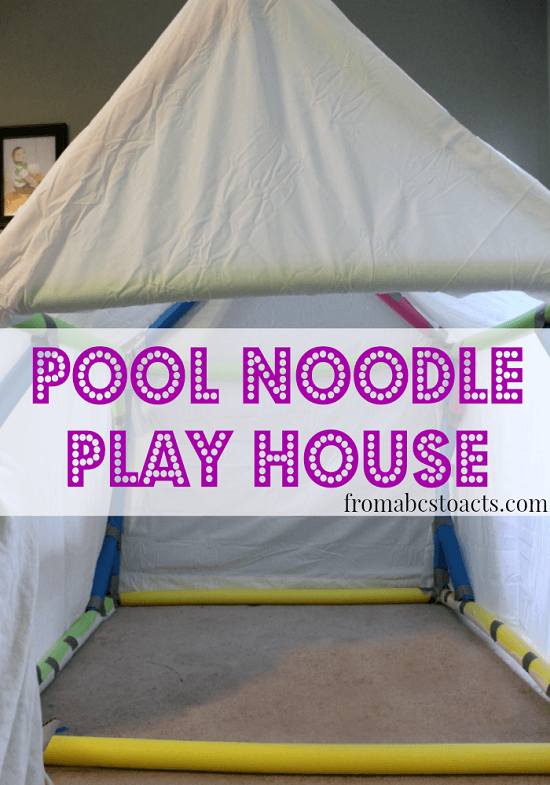 DIY Pool Noodle Ideas 3