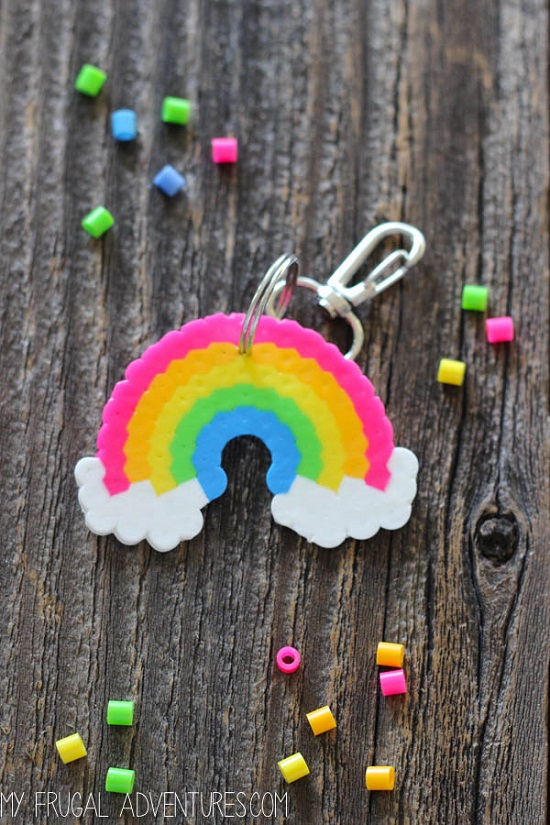 DIY Keychain Ideas 9