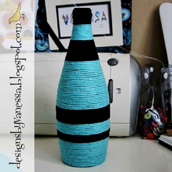DIY Vase Ideas 19