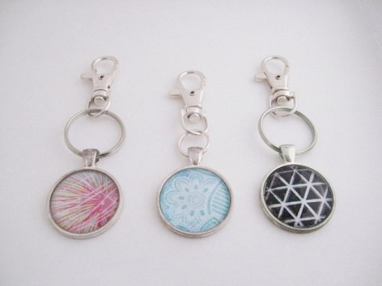 DIY Keychain Ideas 22