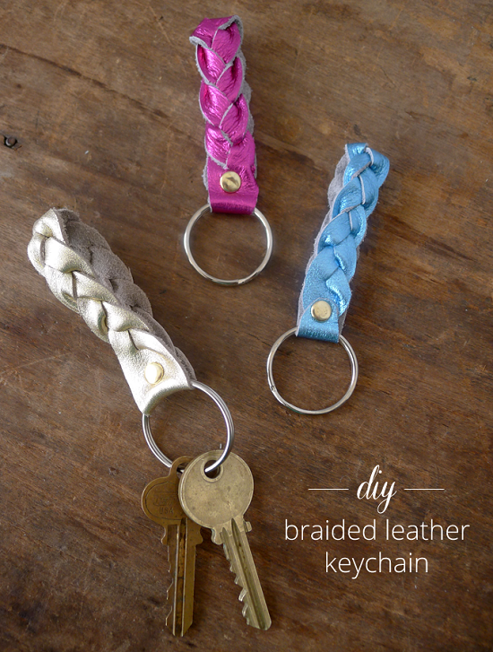 DIY Keychain Ideas 2