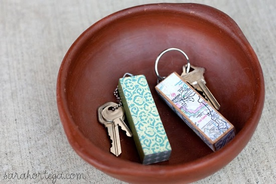DIY Keychain Ideas 3