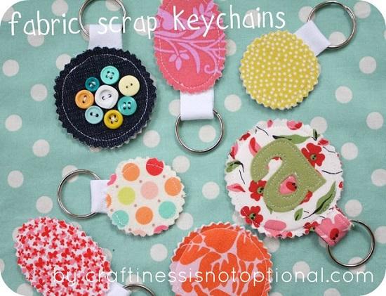 DIY Keychain Ideas 8