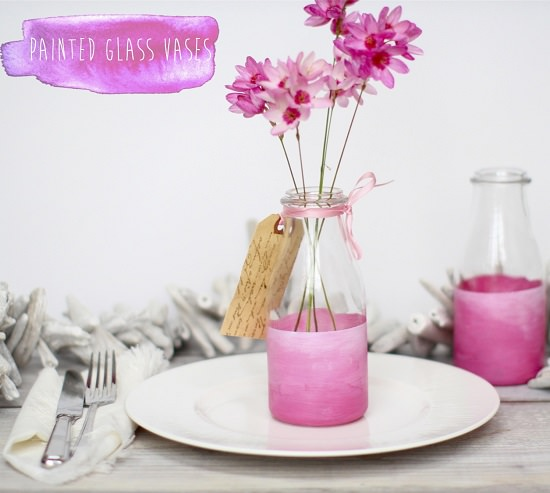DIY Vase Ideas 12
