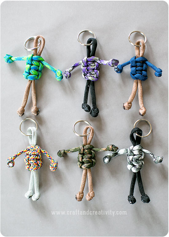 DIY Keychain Ideas 6