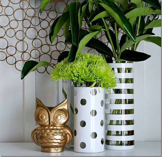 DIY Vase Ideas 29