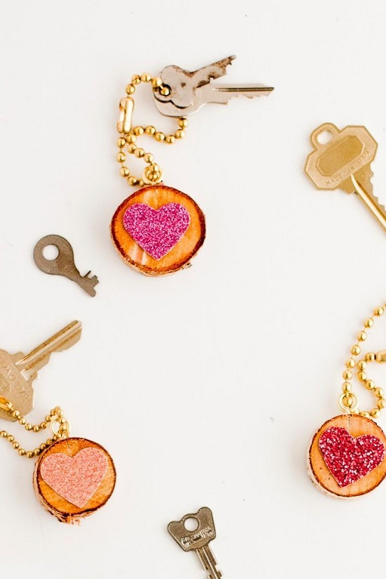 DIY Keychain Ideas 20