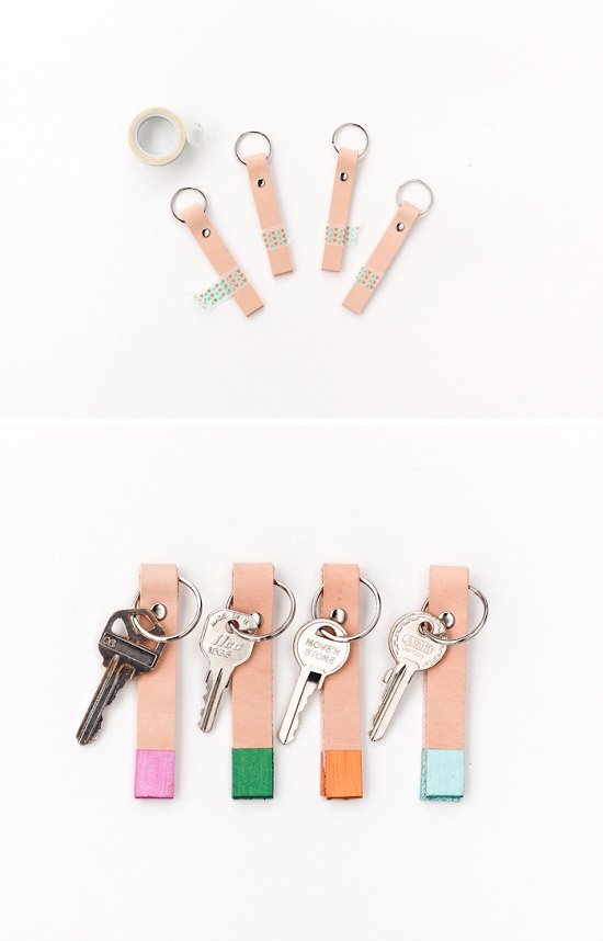 DIY Keychain Ideas 4
