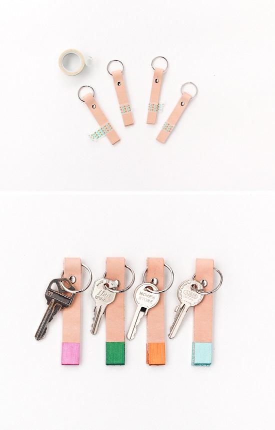 DIY Keychain Ideas 4