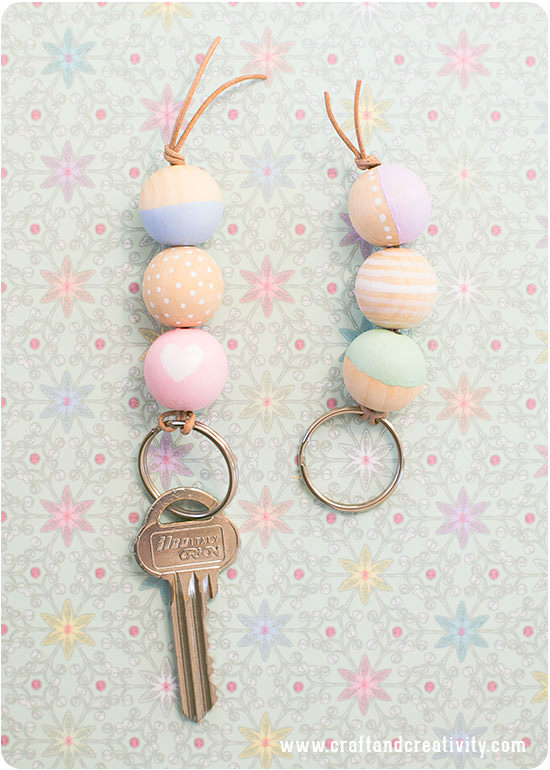 DIY Keychain Ideas 7