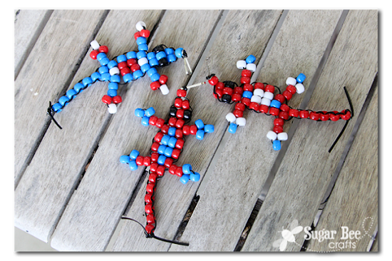 Creative Beads Craft Ideas 1