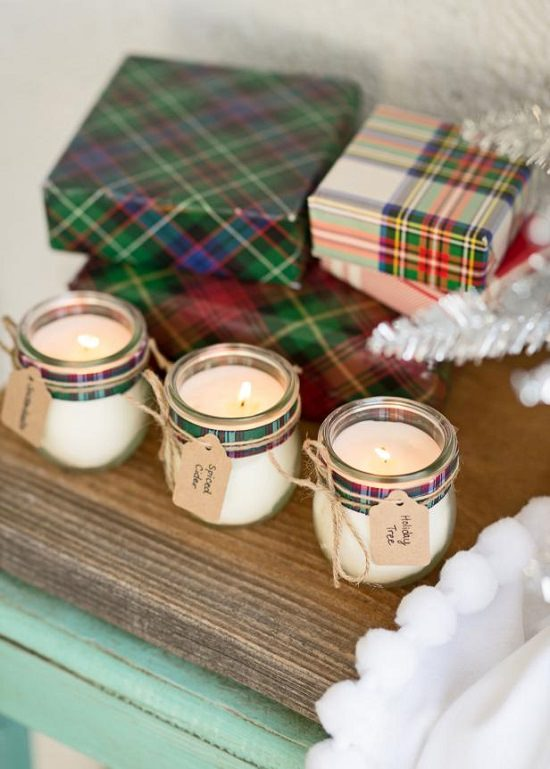 DIY Scented Candles 6