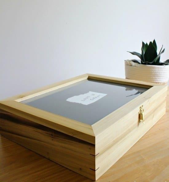 DIY Memory Box Ideas
