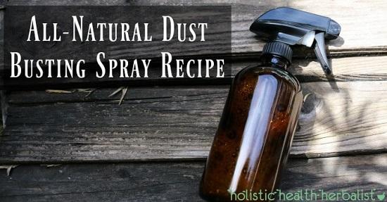 Dusting Spray Recipe 10