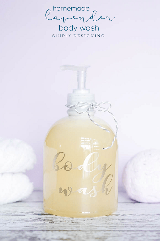 Diy Body Wash 14