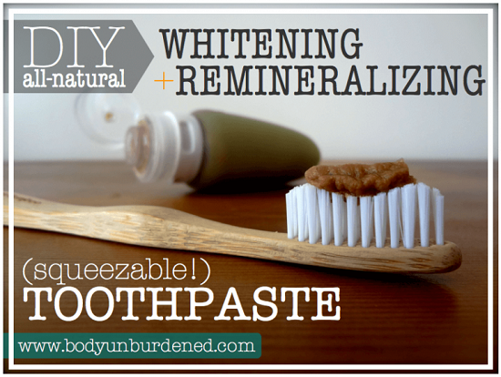 Homemade Toothpaste Recipe9