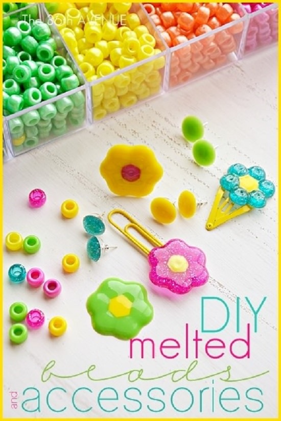 Creative Beads Craft Ideas 24