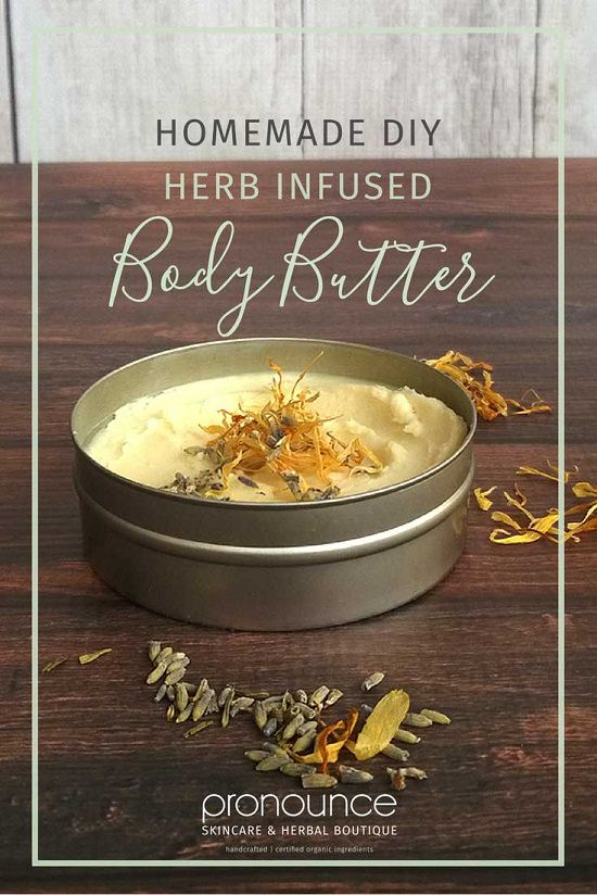 Body Butter Recipe DIY10