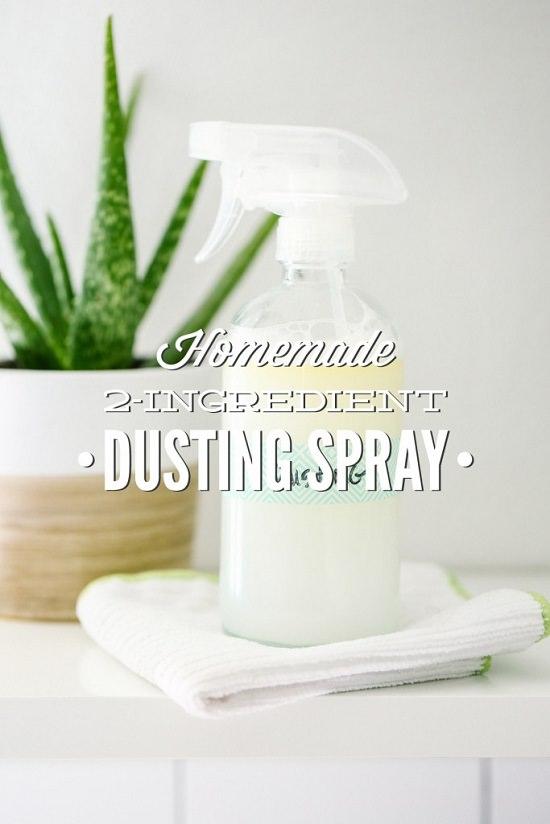 Dusting Spray Recipe 5