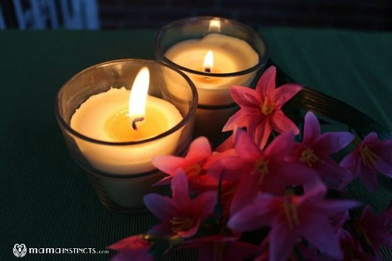 DIY Scented Candles 15
