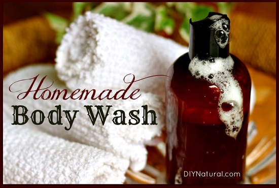 Diy Body Wash 3
