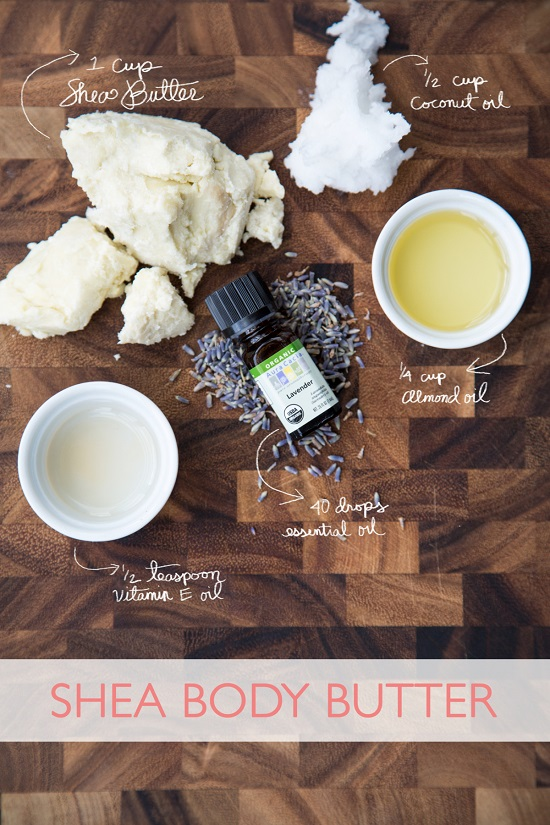 Body Butter Recipe DIY20
