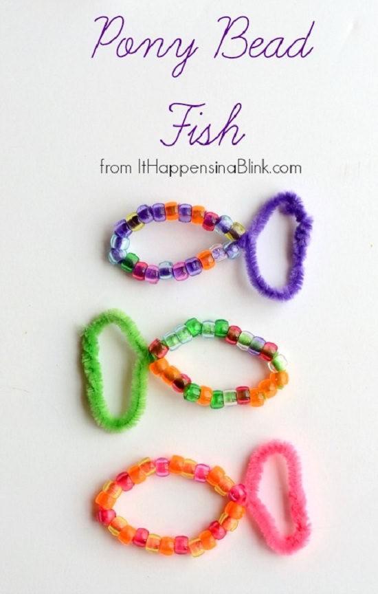 Creative Beads Craft Ideas 3