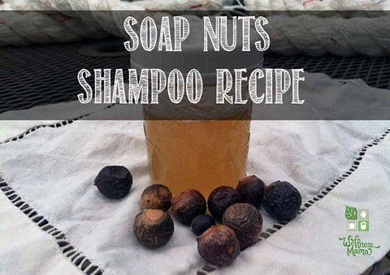 Homemade Shampoo Recipe 9