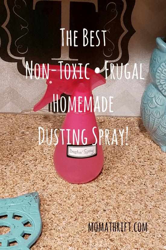 Dusting Spray Recipe 11