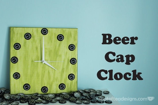 DIY bottle cap crafts 15