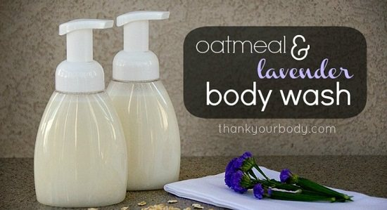 Diy Body Wash 4