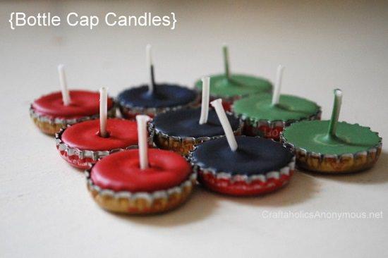 DIY bottle cap crafts 19