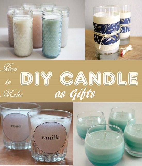 DIY Scented Candles 8