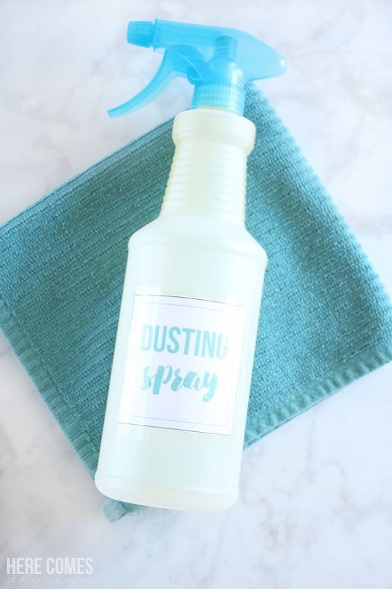 Dusting Spray Recipe 7