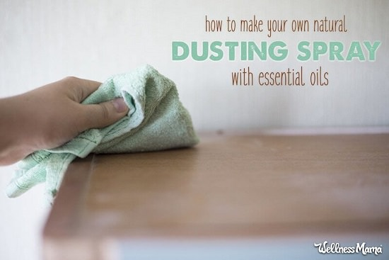 Dusting Spray Recipe 6