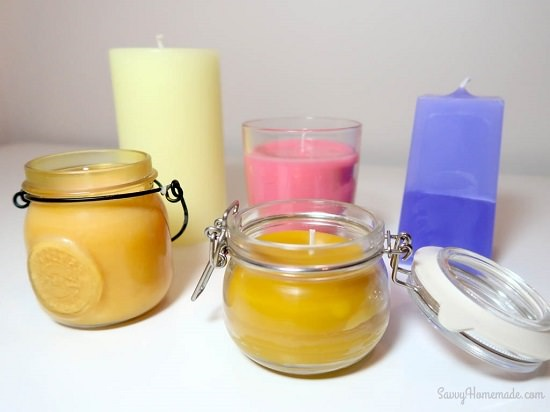 DIY Scented Candles 3